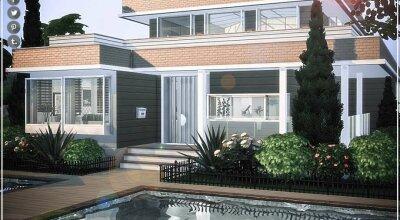 Современный дом Akira Modern