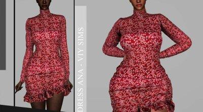 Платье ANA