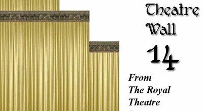 Набор театральных стен