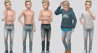 Детские джинсы Baby Rocket