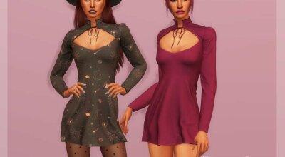 Платье DR362