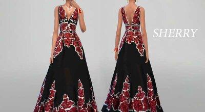 Платье SHERRY