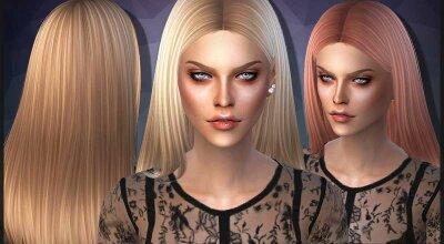 Волосы Lydia