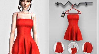 Платье Scarlet BD435