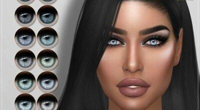 Глаза N90