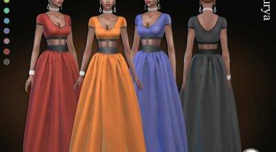 Платье Anourya