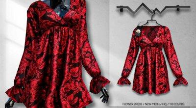 Платье BD279