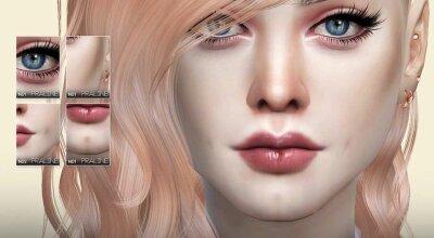 Комплект макияжа 02
