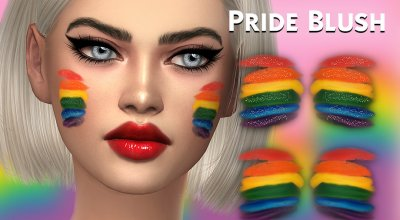 Румяна Pride