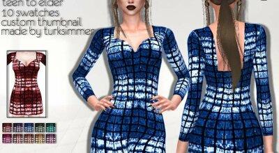 Платье C144
