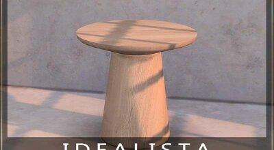 Круглый столик Idealista