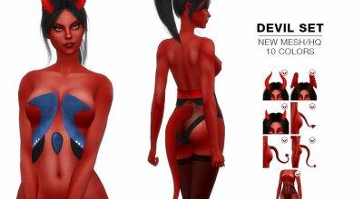 Сет Devil