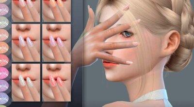Ногти Bobur 02