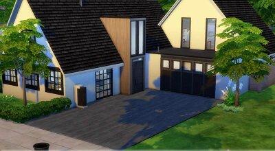 Современный семейный дом III