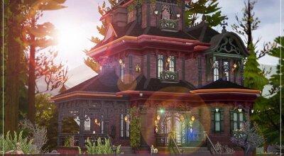 Дом с привидениями Haunted Manor