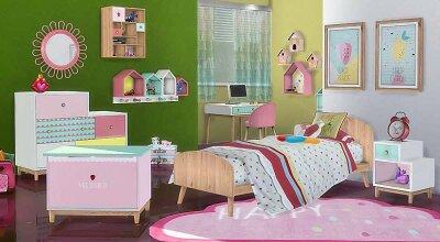 Детская спальня Berlingot