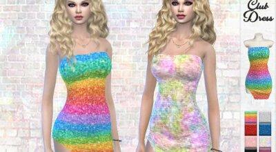 Платье CandyClub