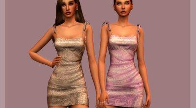 Платье DR383