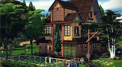 Загородный дом Country Living