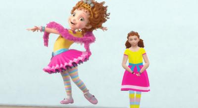 Платье с леггинсами Fancy Nancy