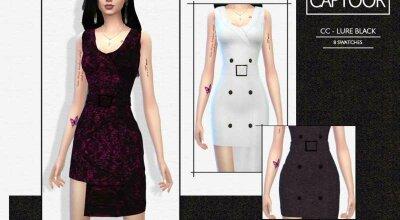 Платье Lure Black
