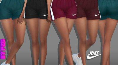 Спортивные шорты Nike