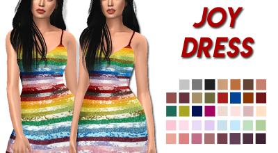 Платье Joy