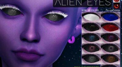 Глаза Alien N155