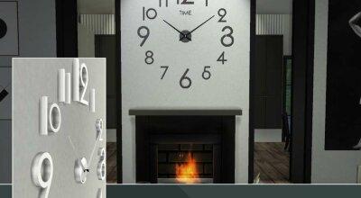 3D Настенные часы
