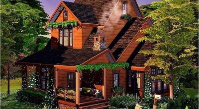 Дом Wooden Corner