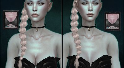 Женская Fantasy кожа