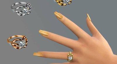 Брильянтовое кольцо NataliS