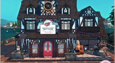 Ресторан Pirate Bay