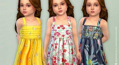 Детские платья Collection P141