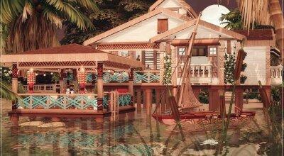 Дом Tropical Breeze