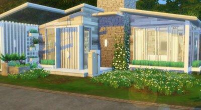 Маленький дом Mack