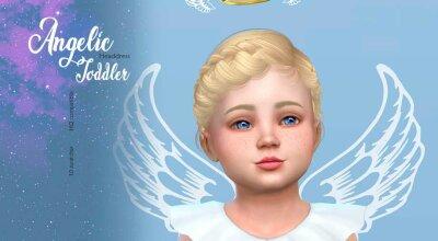 Головной убор для малышей Angelic