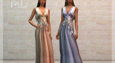 Платье Milia
