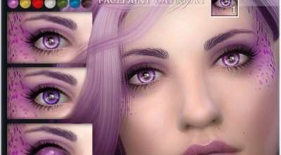 Глаза Magic eye N10