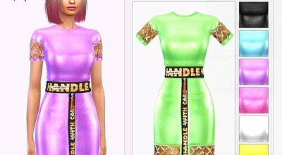 Платья Metallic Collection