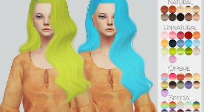Реколор Прически Antique Hair