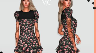 Платье Valentine