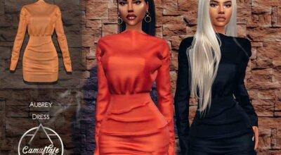 Платье Aubrey