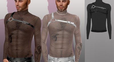 Топ Paddy harness