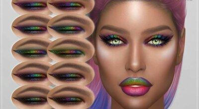 Разноцветные тени FRS N141