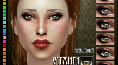 Глаза Vitamin