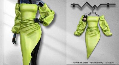 Платье BD278