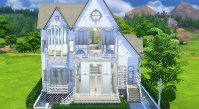 Дом White Dream