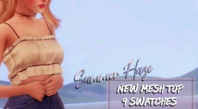 Топ Summer Haze