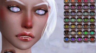 Глаза DollyEyes 37_CL